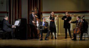 Orquesta Tangarte Photo: Kennet Ruona ©2019