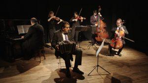 Orquesta Tangarte Photo: Niklas Forshell ©2016