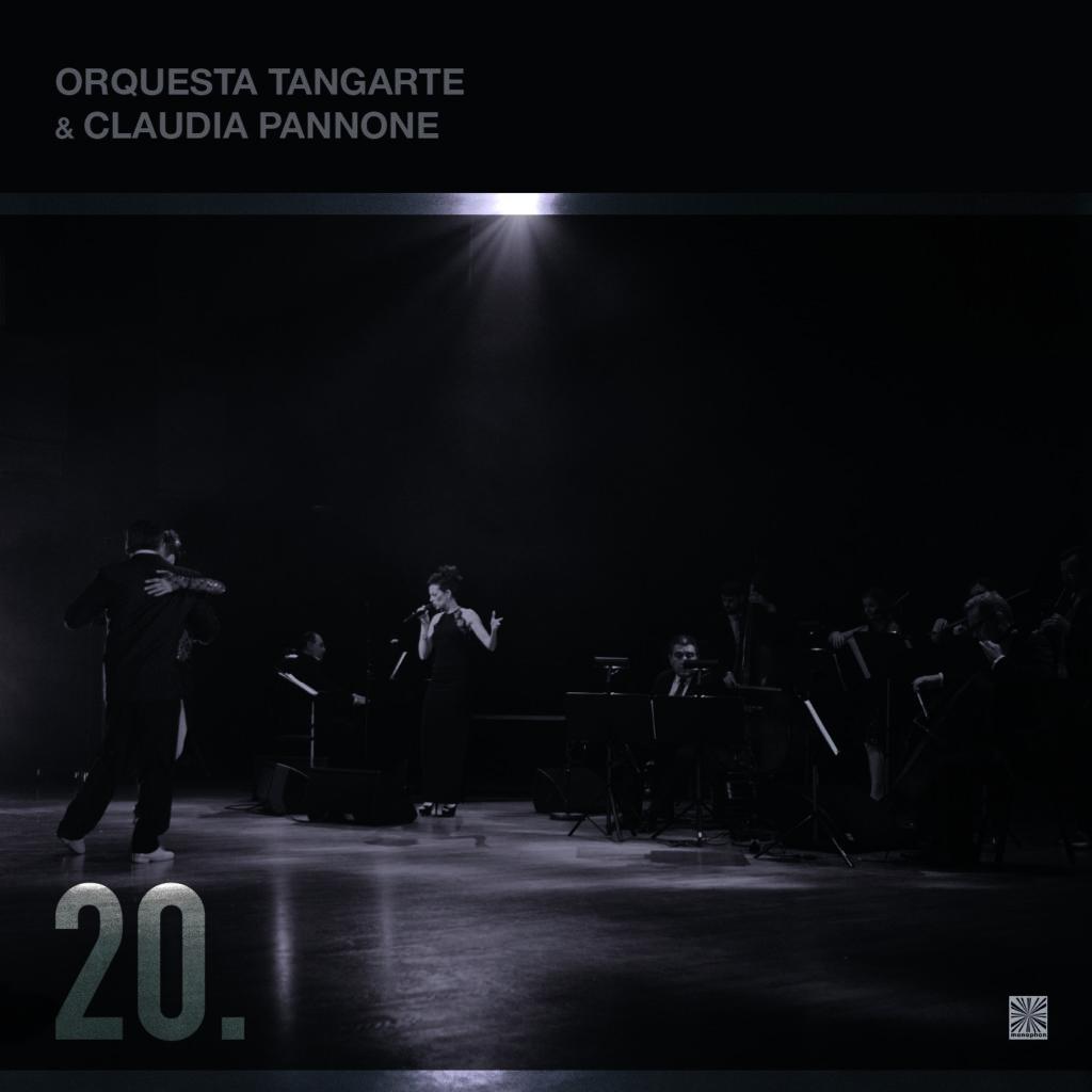 Orquesta Tangarte - 20. monophon ©2021 (MPHFL009).